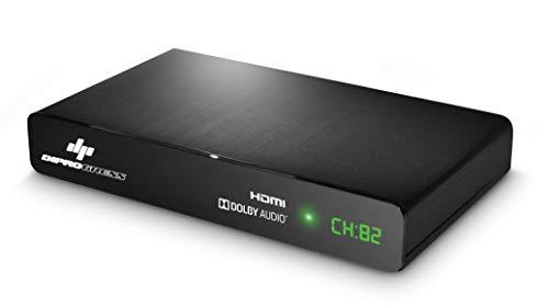 DIPROGRESS DPST200A Decoder4K Combo DVBT2 - S2 - Android H265 Smart