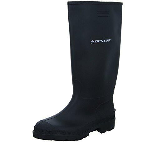 Dunlop Protective Footwear Pricemastor, Stivali di Gomma Uomo, Nero, 37 EU