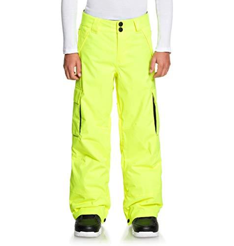 Dc Shoes Banshee, Pantaloni da Sci/Snowboard Bambino, Safety Yellow, S