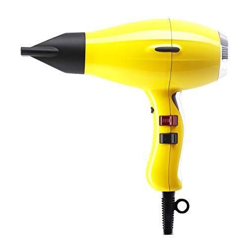 Phon per capelli Elchim 3900 Healthy Ionic Yellow Daisy Asciugacapelli Professionale, Silenzioso, Leggero & Bilanciato per Capelli Sani, Morbidi & Lucidi Tempi di Asciugatura Ridotti del 30%-2400W