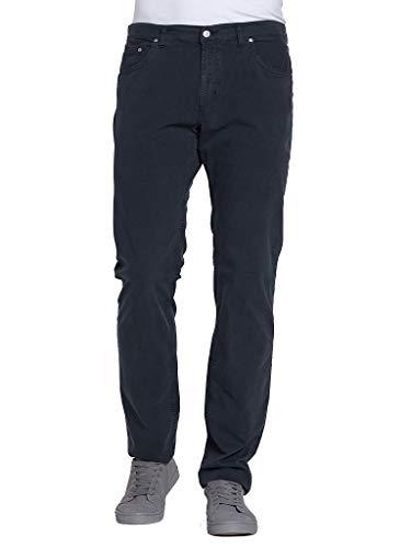 Carrera Jeans - Pantalone per Uomo, Tinta Unita, Tessuto in Tela IT 58
