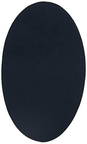 6 toppe termoadesive, colore blu navy. Ginocchiere per proteggere i tuoi vestiti e riparare pantaloni, giacche, maglioni, camicie. 16 x 10 cm. RP1.