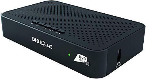 Digiquest Tivusat Classic Q30 con funzione di Videoregistratore in HD