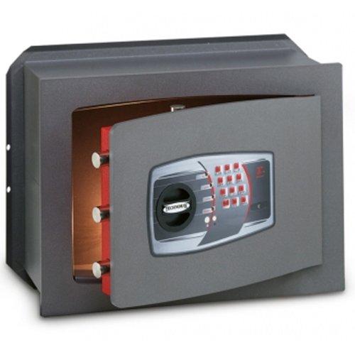 CASSAFORTE A MURO INCASSO TECHNOMAX DT/4 CON COMBINAZIONE DIGITALE 270X390X200MM