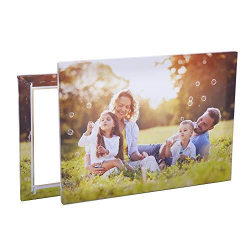 Stampa Foto su Tela   Personalizza con la Tua Foto e arreda Case, uffici e Locali - Comprende Telaio e Tela (20cm x 20cm)