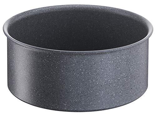 Lagostina Ingenio Induction Mineralis Casseruola Fonda, 20 cm, Alluminio Antiaderente