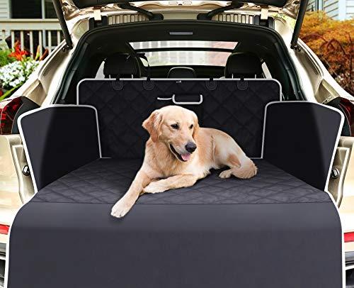 Pecute Copri Baule Auto per Cani, Tappeto Auto per Cani, Universale Coprisedile Auto Coperta, Impermeabile e AntiGraffio (205 * 205cm)
