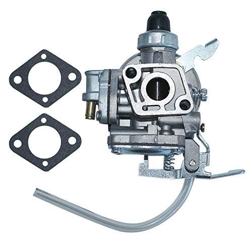 AUMEL Carburatore con Kit guarnizioni per Shindaiwa B45 B45LA B45INTL Echo A021002520 Decespugliatore Carb