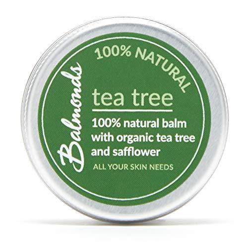 Balmonds Tea Tree Balm - Balsamo, 15 ml
