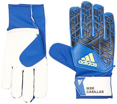 adidas Torwarthandschuhe Ace Junior Iker Casillas, Guanti da Portiere Uomo, Multicolore (Panton/Nero/Amasol), 9