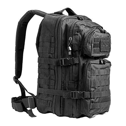 MIL-TEC US Assault Zaino militare, Nero, S (20 l)