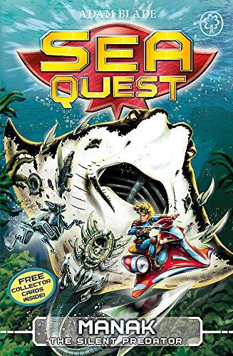 Manak the Silent Predator: Book 3