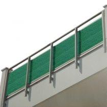 I 5 migliori copri ringhiera balcone