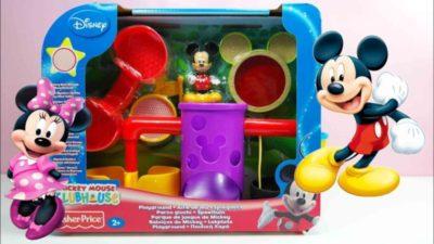 Sconti giocattolo con topolino