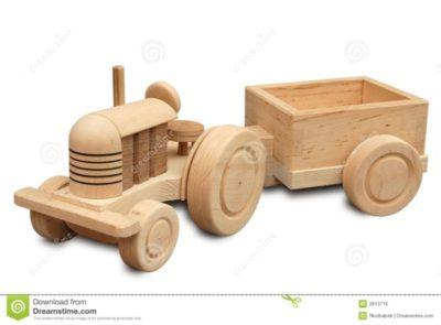 Sconti giocattolo in legno