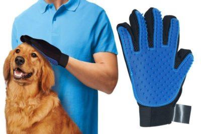 Sconti guanti per cani