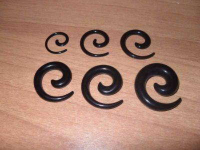 Miglior orecchini a spirale