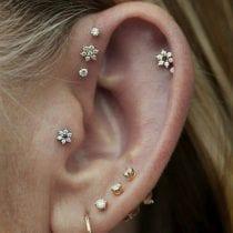 Orecchini da orecchio alto: offerte e modelli