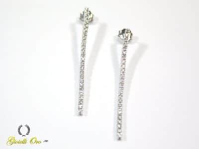 Miglior orecchini diamante legno