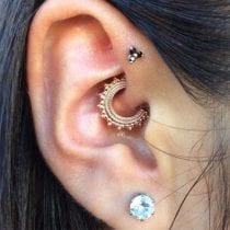 Orecchini piercing all' orecchio: scegli il migliore