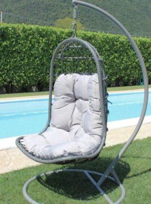 Migliori sedie a dondolo sospese in offerta la for Sedie a dondolo
