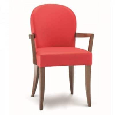 Sedia con braccioli