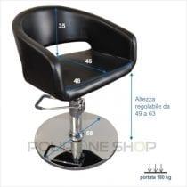 Migliori sedie da estetista: guida all' acquisto