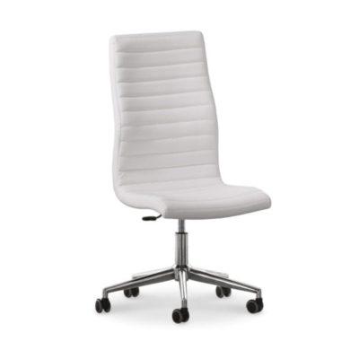Sedia da ufficio senza braccioli