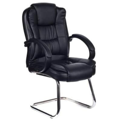 Sedia per ufficio senza ruote