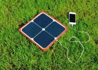 Opinioni Pannello solare usb
