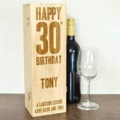 Miglior regalo per i 30 anni