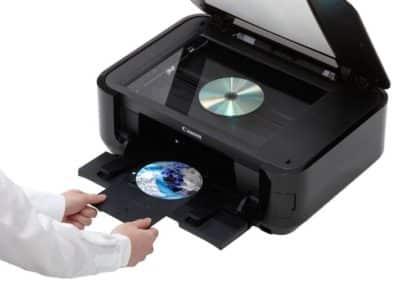 Top stampante dvd