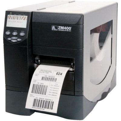 Top stampante zebra