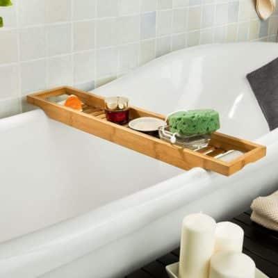 migliori accessori per vasca da bagno