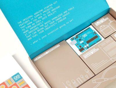 offerta arduino starter kit italiano