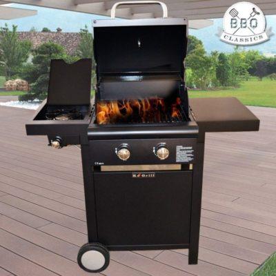 Migliori barbecue a gas con pietra lavica: recensioni, offerte, i bestsellers