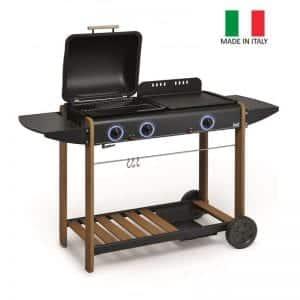 miglior barbecue a metano