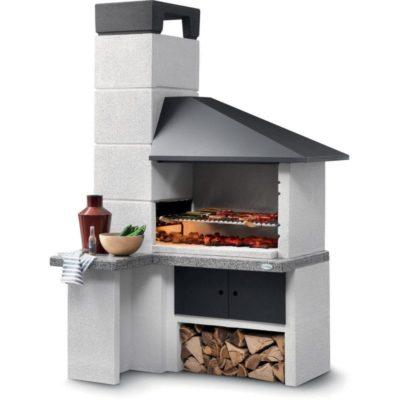 miglior barbecue in muratura