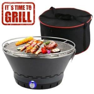 offerta barbecue portatile a carbonella