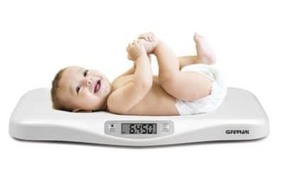 bilancia per neonato