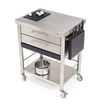 Miglior carrello da cucina acciaio: opinioni, offerte, guida all' acquisto