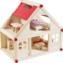 🏠 Classifica casette legno bambole: alternative, offerte, la nostra selezione