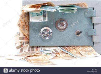 prezzi cassaforte soldi