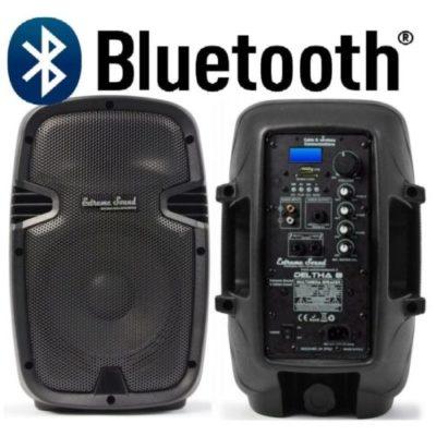 migliori casse amplificate bluetooth