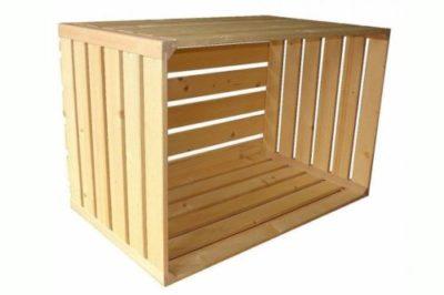 offerta casse in legno