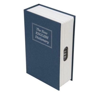 prezzi casseforti libro combinazione