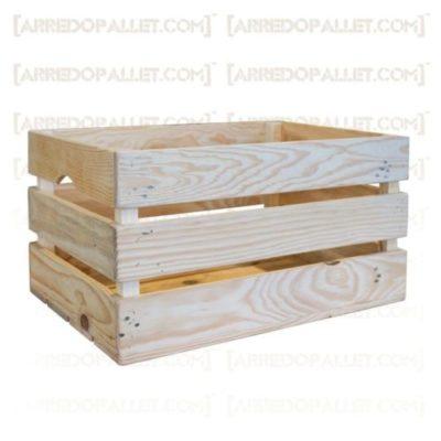 offerta cassette di legno