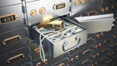 sconto cassette di sicurezza