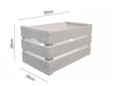 prezzi cassette legno bianca