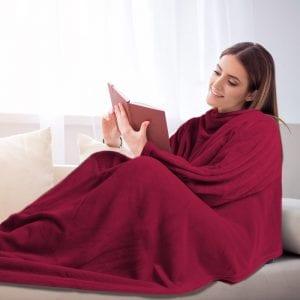 coperte con maniche offerte